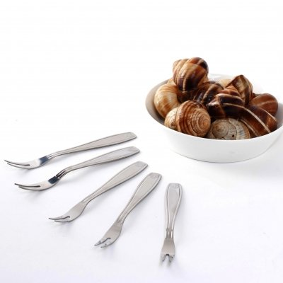 Sefama - Les 6 fourchettes à escargots