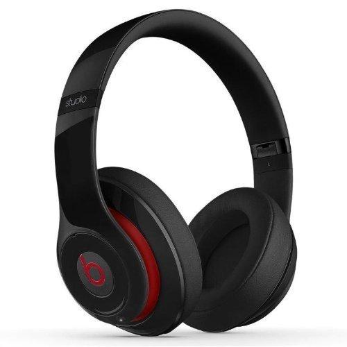 Beats Studio Wireless On-Ear Headphone - Black (Certified Refurbished)