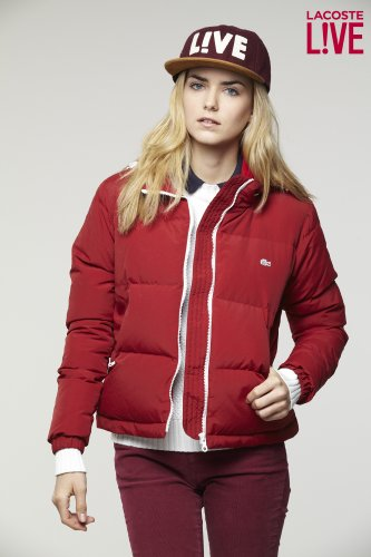 L!VE Nylon Down Jacket