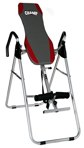 NEW Body Champ Inversion Therapy Table - Support up to 250 Pounds