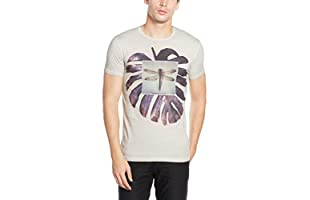 Antony Morato Camiseta Manga Corta (Gris Claro)