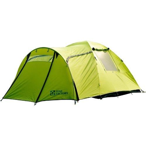 テントファクトリー グリーンサイドドームテント EX4