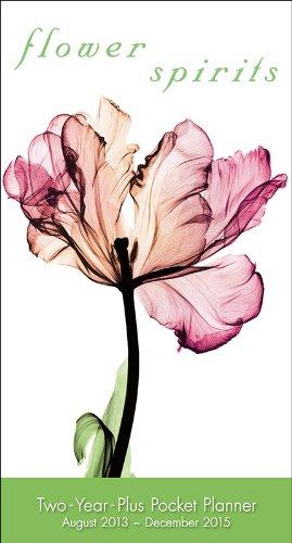 Flower Spirits 2014 Checkbook (calendar)
