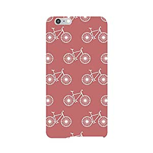 Skintice Designer Back Cover with direct 3D sublimation printing for Apple iPhone 6