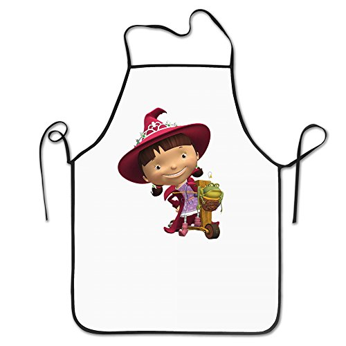 Unisex Nerd Mike The Knight Evie 100% Polyester Chef Kitchen Apron One Size (Evies Kitchen compare prices)
