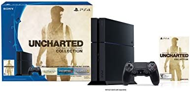 PS4 500GB HW Bundle Uncharted: The Nathan Drake Collection - Bundle Edition