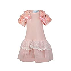 Pikaboo Little Jenny Dress - Pink