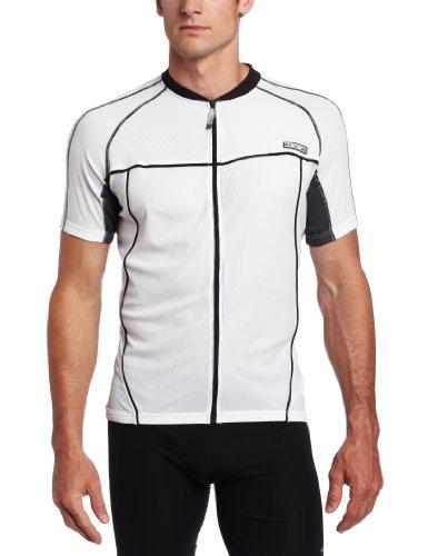 Buy Low Price Canari Cyclewear Men's Milano Short Sleeve Cycling Jersey (B0052R5ORU)