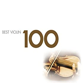100 Best Violin [+digital booklet]