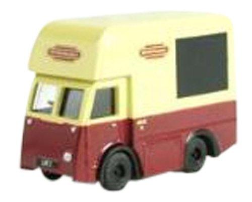 Classix 1/76 Ncb Electric High Top Van British Ra