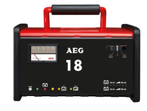 AEG 97010 Werkstatt-Ladegerät WM 18 Ampere für