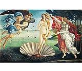 Birth-of-Venus-Botticelli-Jigsaw-Puzzle-1000pc