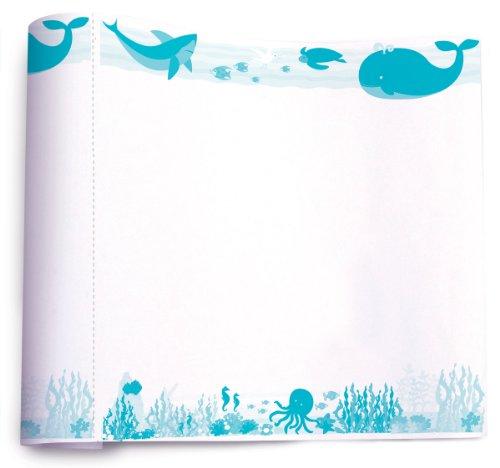 Piggy Story Create & Doodle Roll, Ocean - 1