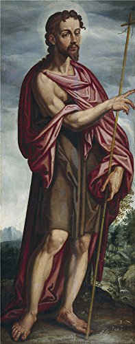the-polyster-canvas-of-oil-painting-pacheco-francisco-san-juan-bautista-ca-1608-size-18-x-46-inch-46