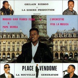 Place Vendome by Modogo Gian Franco Ferre