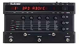 Digitech Vocalist Live 5 5-part harmony, musIQ, effects, pitch correction for guitarists