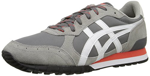 Onitsuka Tiger Colorado Eighty-Five Classic Running Shoe, Grey/White, 8.5 M US