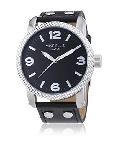 Mike Ellis New York Reloj de cuarzo  Negro 46 mm