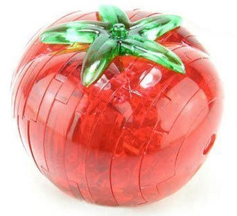picknbuyr-3d-crystal-puzzle-tomato-red-jigsaw-puzzle-iq-toy-model-decoration