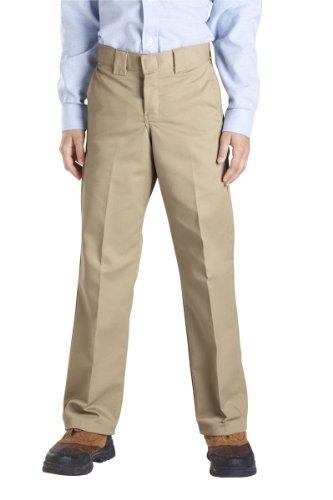 Dickies Slim Straight Pants, Desert Sand, 20