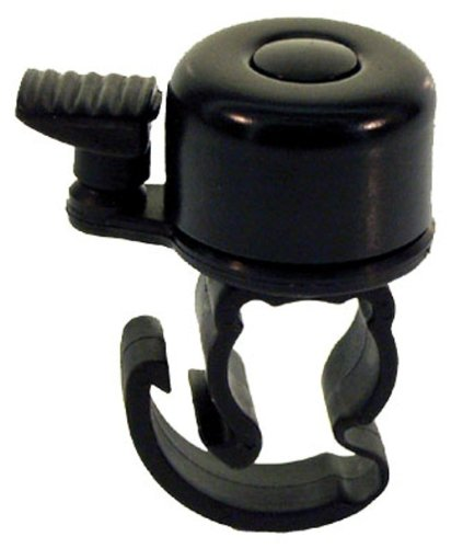Ventura-Mini-Bicycle-Bell-with-Quick-Release-(Black)
