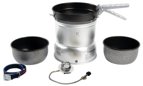 Trangia 27 Non-Stick Cookset With Gas Burner