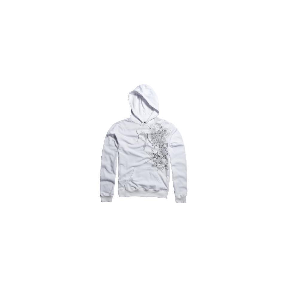 Rockstar Showbox Pullover Fleece [White] XL White XLarge
