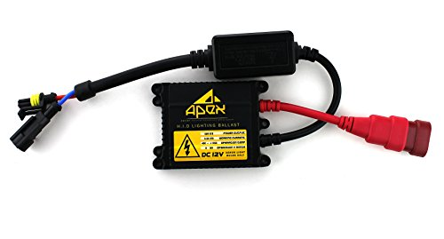 55W Watt Slim 55W Apex Xenon Ac Hid Replacement Digital Ballasts - Two Hids Ballasts For Xenon Hid Conversion Kit