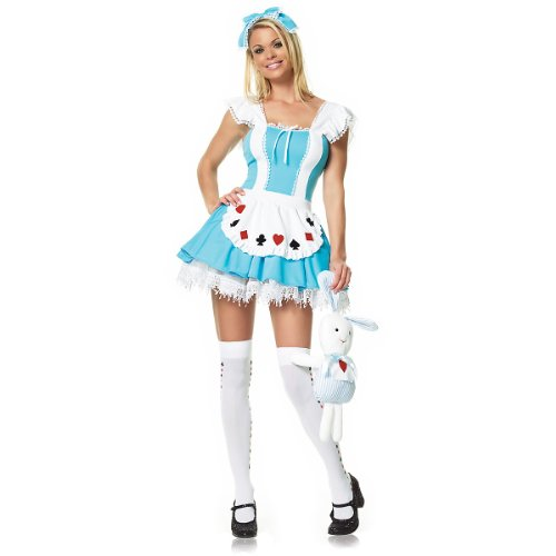 Leg Avenue Women's Alice in Wonderland Costume