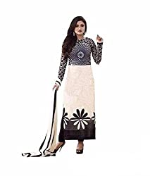RV Creation Designer Ethnic Fancy Cotton Printed Dress Materials