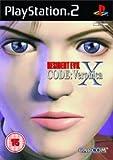 PS2 RESIDENT EVIL : CODE VERONICA X (EU)