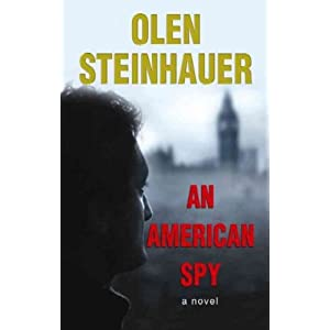 An American Spy (Center Point Platinum Mystery (Large Print)) - Large Print [ AN AMERICAN SPY (CENTER POINT PLATINUM MYSTERY (LARGE PRINT)) - LARGE PRINT BY Steinhauer, Olen ( Author ) Jul-01-2012