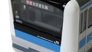 電車銀行 京浜東北線