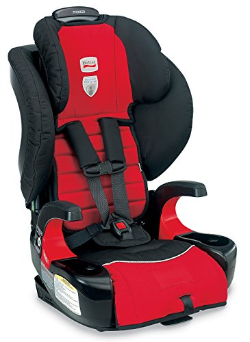 Britax Pioneer 70 Harness-To-Booster Car Seat, Congo front-65725