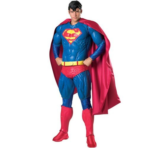 Superman Collectors Costume Adult