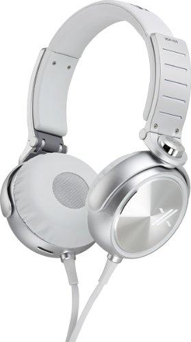 Sony X Headphone (White/Silver)