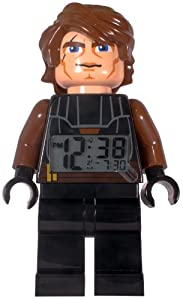 LEGO 9003073 Star Wars Anakin Minifigure Clock