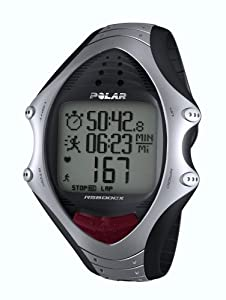 Polar RS800CX - Pulsómetro ( transmisor ), color negro