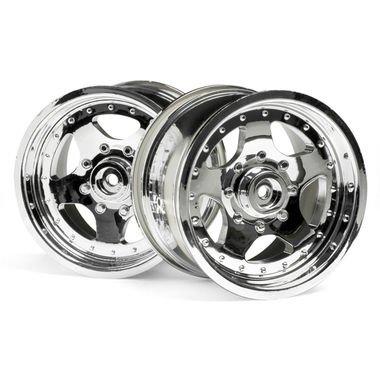 HPI 82001 AR-5 Wheel Chrome (83x56mm/2Pcs)