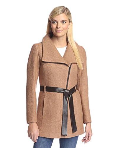 Soia & Kyo Women's Wool Jacket with Belt