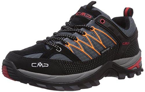 CMP RIGEL, Scarpe da trekking medio donna, Grigio (Grau (GREY U862)), 39