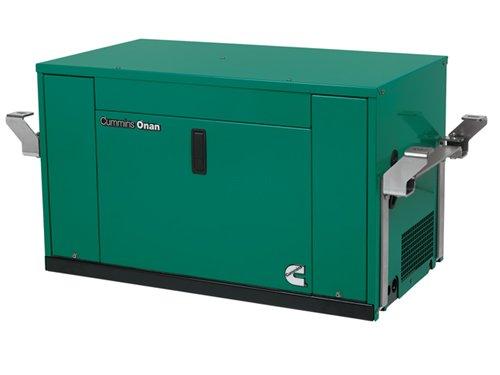 Cummins Onan 3.2 Hdzaa-6508A - Rv Generator Set Quiet Diesel Series Rv Qd 3200 Rv Qd 3200