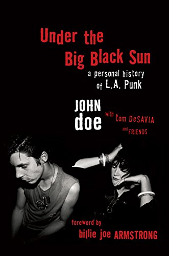 Under the Big Black Sun: A Personal History of L.A. Punk (Sun Singer compare prices)