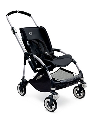 Best Price Bugaboo Bee3 Seat Fabric - Black, Black