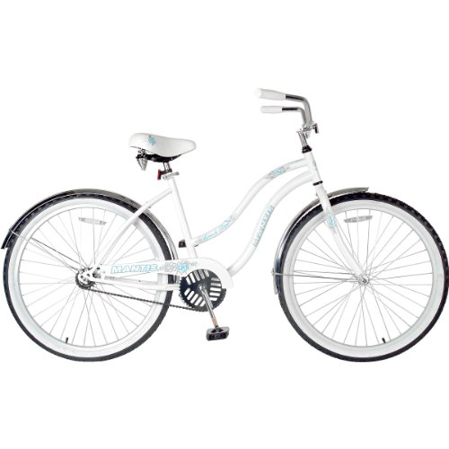 Best Review Of Mantis 26in Beach Hopper Womens Beach Cruiser Bike