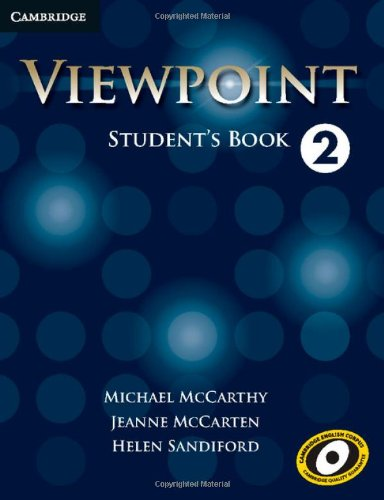 Viewpoint Level 2 Student's Book