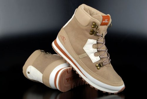 O'Neill Snowlynx, Sneaker donna Beige beige, Beige, 42.5 (9 UK)