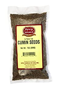 Cumin Seeds (Jeera Whole) 7oz