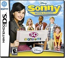 Sonny With A Chance - Nintendo DS