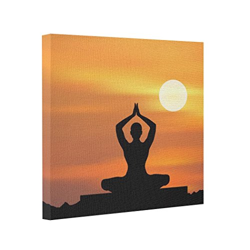 Canvas Picture Frames Yoga - Meditation Picture Canvas Printing (Yoga Pictures compare prices)